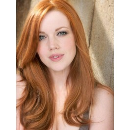 Glamorous Lace Front Remy Human Hair Wig