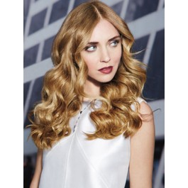 Striking Synthetic Lace Front Wig