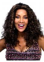 Wavy Modern Long Synthetic Front Lace Wig