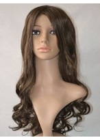Flattering Wavy Lace Front Human Hair Wig