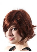Marvelous Straight Synthetic Wig