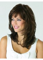 Wavy Synthetic Capless Wig