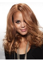 Cute Lace Front Synthetic Wig