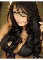 Modern Capless Brazilian Remy Hair Wig