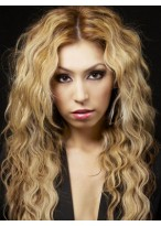 Durable Lace Front Brazilian Remy Hair Wig