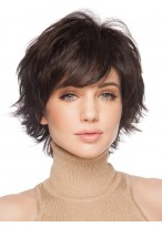 Good Looking Capless Remy Human Hair Wig