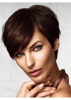 Admirable Lace Front Remy Human Hair Wig