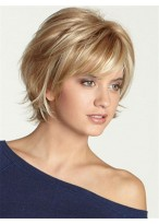 Stupendous Capless Synthetic Wig
