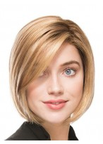 Fashionable Lace Front Synthetic Wig