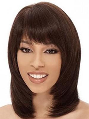 Straight Capless Human Hair Wig