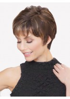 Comfortable Capless Remy Human Hair Wig