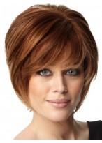 Soft Capless Layers Human Hair Wig