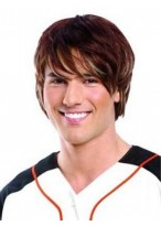 Handsome Lace Front Human Hair Wigs