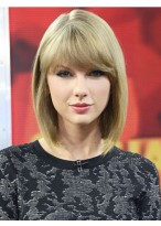 Taylor Swift Good Looking Capless Human Hair Wig